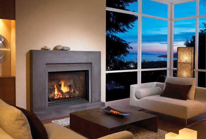 Gas Fireplaces Bellevue