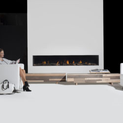 Element 4 Gas Fireplace