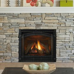 Heat & Glo Gas Fireplaces Iron Age