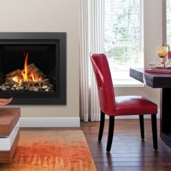 Marquis Gas Fireplaces Bentley Driftwood Stones