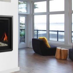 Marquis Gas Fireplaces Bentley Glass