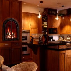 Marquis Gas Fireplaces Chelsea Kitchen