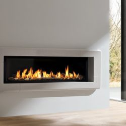 Marquis Gas Fireplaces Infinite Driftwood Rock