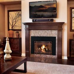 Mendota Fireplace Inserts FV44i Stella
