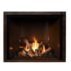 Mendota Gas Fireplaces FV41 Decor Grace Wide