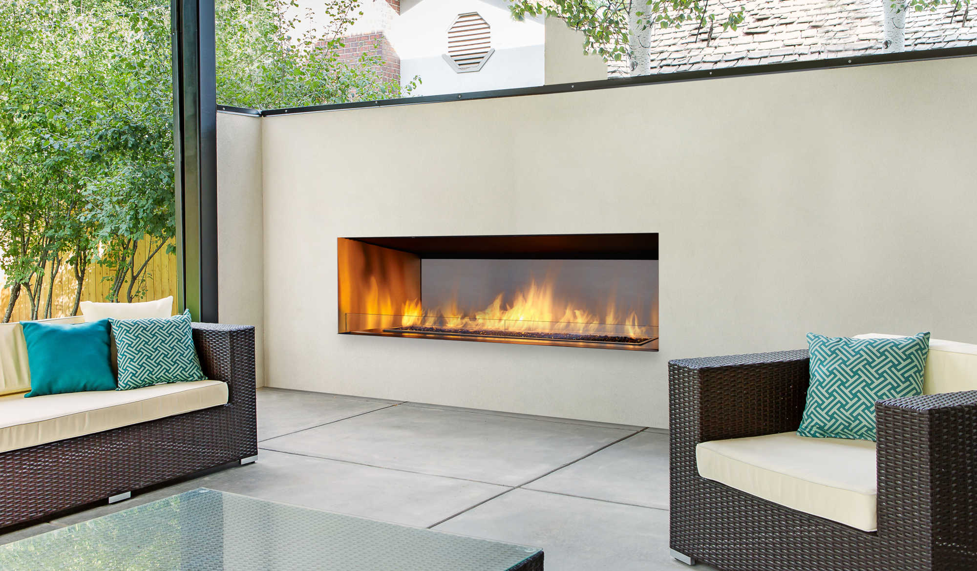 Outdoor Fireplaces And Fire Pits Bellevue Fireplace Shop
