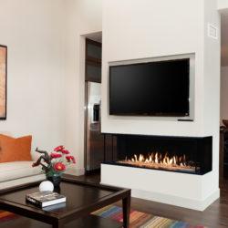 Valor Gas Fireplaces Decorative Glass & Reflective Glass Liner