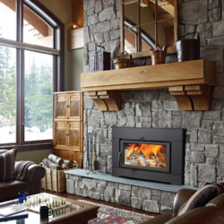 Wood Fireplaces CI2600