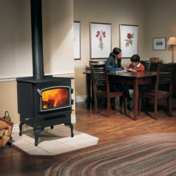 Wood Fireplaces F1100-1
