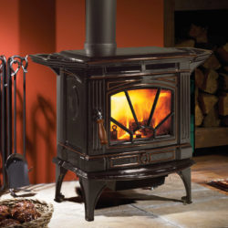 Wood Fireplaces H200-2