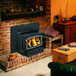 Wood Fireplaces H2100-1