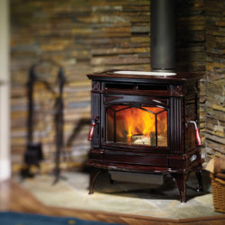 Wood Fireplaces H300-4